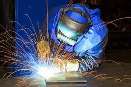 Welding work bioenergy concept