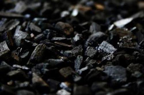 Pyrolysis Coal bioenergy concept