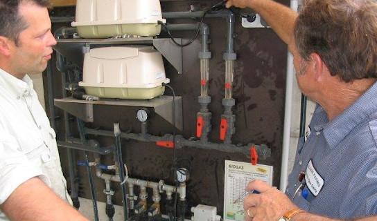 Bioenergy Concept biogas upgrading system