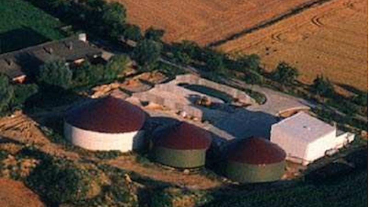 Biogas Plant Brakel Germany Bioenergy Concept