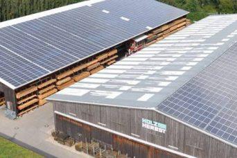 Photovoltaic Plant - Lueneburg Bioenergy Concept